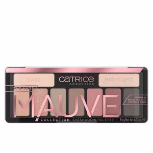 Lidschatten THE NUDE MAUVE COLLECTION eye shadow palette Catrice
