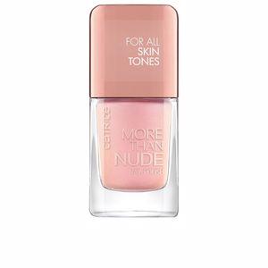 MORE THAN NUDE nail polish #12-glowing rose