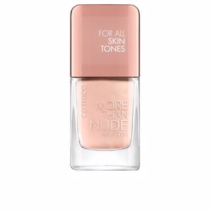 Vernis à ongles MORE THAN NUDE nail polish Catrice