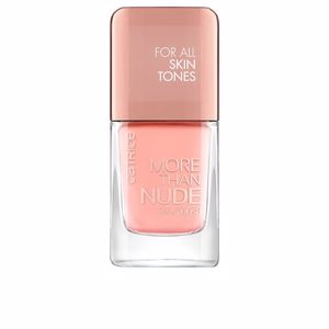 MORE THAN NUDE nail polish #15-peach for the stars