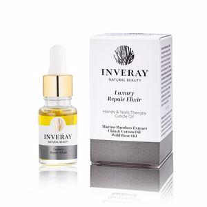 Tratamientos manicura // pedicura LUXURY repair elixir Inveray
