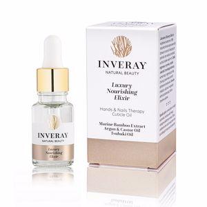 Tratamientos manicura // pedicura LUXURY nourishing elixir Inveray