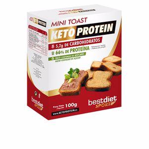 Snacks MINI TOAST Keto Protein