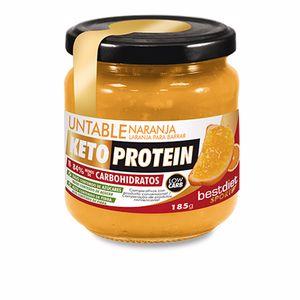 Crema untable UNTABLE naranja Keto Protein