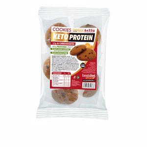 Snacks COOKIES naranja Keto Protein