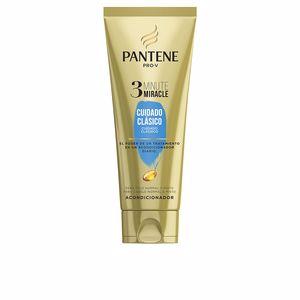 Hair repair conditioner 3 MINUTOS MIRACLE CUIDADO CLASICO acondicionador Pantene