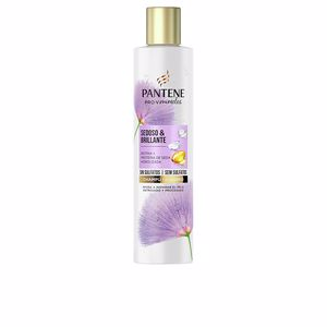 Shampoo for shiny hair - Moisturizing shampoo - Colorcare shampoo MIRACLE SEDOSO BRILLANTE champú Pantene
