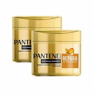 Hair gift set REPARA & PROTEGE MASCARILLA SET Pantene