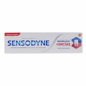 Zahnpasta SENSIBILIDAD & ENCÍAS crema dental Sensodyne