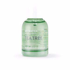 Matifying Treatment Cream TEA TREE green oil Aromatica