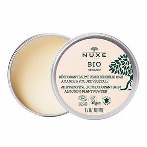 Desodorante BIO ORGANIC déodorant baume peaux sensibles 24h Nuxe