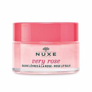 Lip balm VERY ROSE baume lèvre à la rose Nuxe