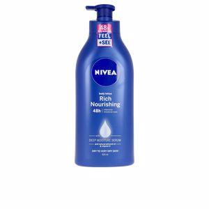 Body moisturiser NUTRITIVO body milk XXL dosificador Nivea