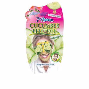 Face mask PEEL-OFF cucumber mask 7th Heaven