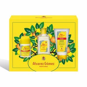 Alvarez Gomez AGUA DE COLONIA CONCENTRADA SET perfume