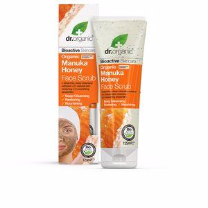 Face mask MIEL DE MANUKA exfoliante facial Dr. Organic