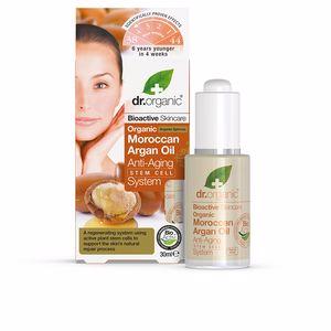 Anti aging cream & anti wrinkle treatment ARGÁN aceite 100% puro multiacción Dr. Organic