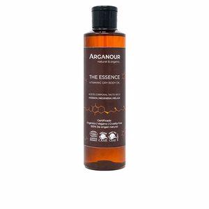 Body moisturiser THE ESSENCE vitaminic dry body oil Arganour