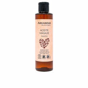 Body moisturiser ACEITE MASAJE pasión Arganour