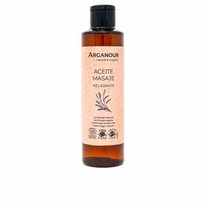 Body moisturiser ACEITE MASAJE relajante Arganour