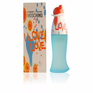 Moschino, CHEAP AND CHIC I LOVE LOVE eau de toilette spray 100 ml