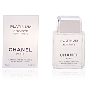 EGOISTE PLATINUM after shave flacon 75 ml
