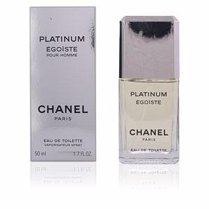 ÉGOÏSTE PLATINUM eau de toilette vaporizador 50 ml