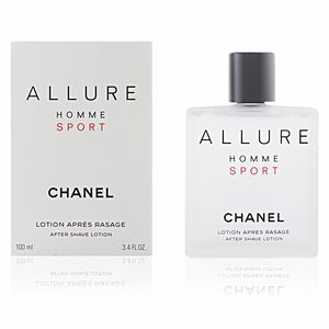 After Shave ALLURE HOMME SPORT lotion après-rasage Chanel
