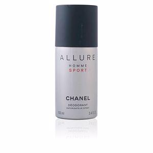 ALLURE HOMME SPORT desodorante vaporizador 100 ml