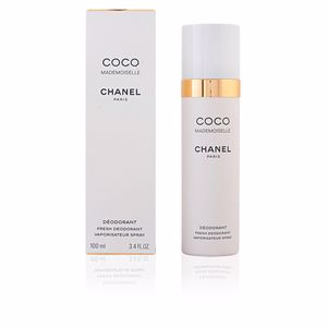 COCO MADEMOISELLE deodoranten spray 100 ml
