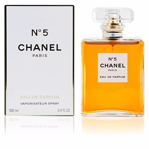 Nº 5 eau de parfum spray 100 ml
