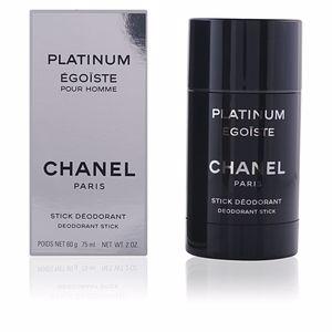 Deodorant ÉGOÏSTE PLATINUM deodorant stick Chanel
