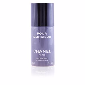 Deodorant POUR MONSIEUR deodorant spray Chanel