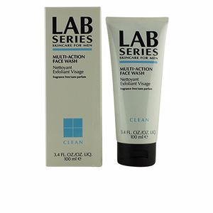 Limpiador facial LS multi action face wash Lab Series