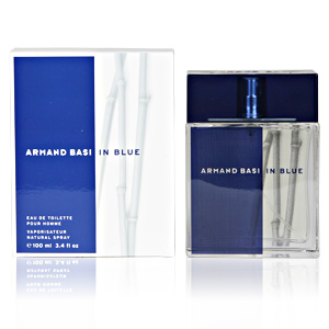 IN BLUE eau de toilette vaporizador 100 ml