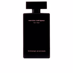 Shower gel FOR HER shower gel Narciso Rodriguez