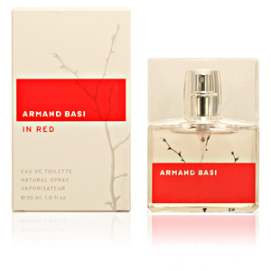 IN RED edt vaporizador 30 ml