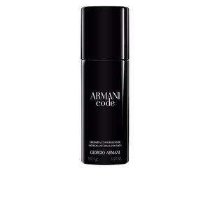 ARMANI CODE POUR HOMME desodorante vaporizador 97,5 gr