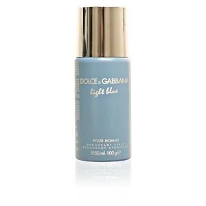 LIGHT BLUE HOMME deo vaporizador 150 ml