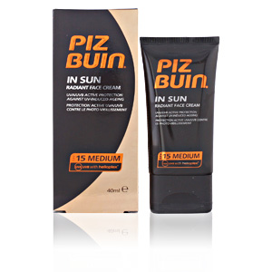 Faciais IN SUN face cream SPF15 Piz Buin