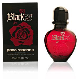 BLACK XS FOR HER eau de toilette vaporizador 30 ml