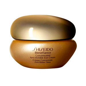 Contour des yeux BENEFIANCE concentrated anti-wrinkle eye cream Shiseido