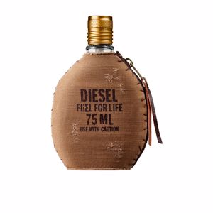 FUEL FOR LIFE POUR HOMME eau de toilette spray 75 ml