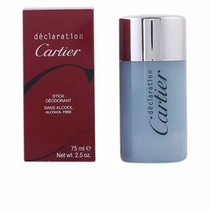 Desodorizantes DECLARATION deodorant stick alcohol free Cartier