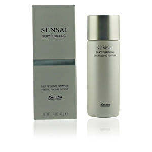 SENSAI SILKY silk peeling powder