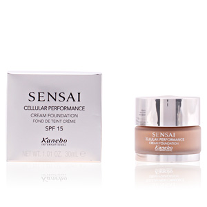 SENSAI CP cream foundation SPF15 #cf-14 30 ml