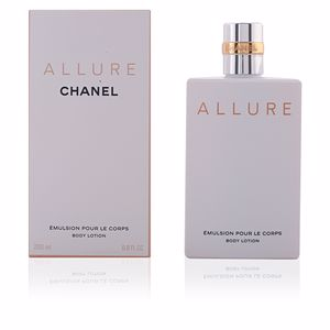 Body moisturiser ALLURE émulsion pour le corps Chanel