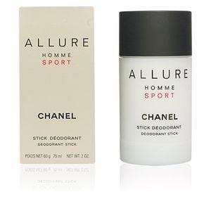 Desodorante ALLURE HOMME SPORT deodorant stick Chanel