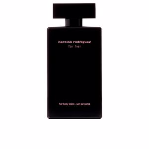 Hidratação corporal FOR HER body lotion Narciso Rodriguez