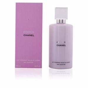 Body moisturiser CHANCE lait fondant pour le corps Chanel